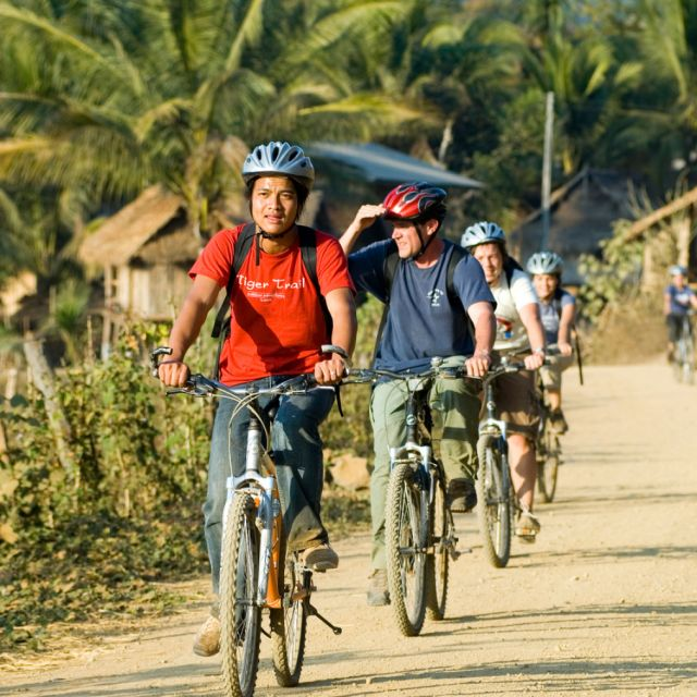 Laos Cycling