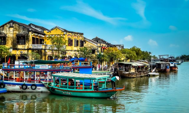 Old Quarter in Hoi An