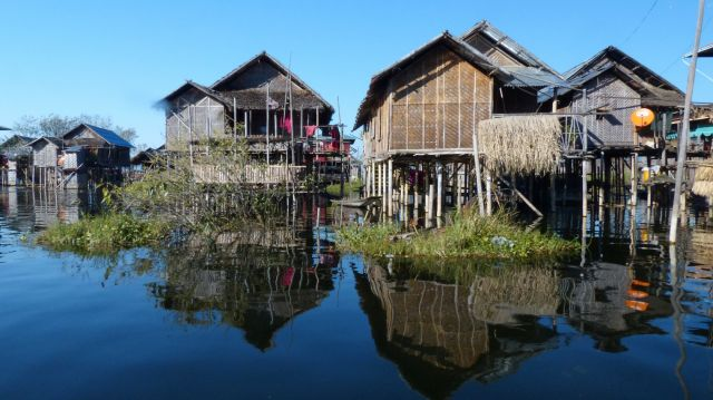 Inle Lake Villages