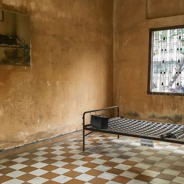 Tuol Sleng Museum (S21 Prison)