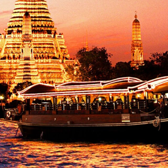 Chao Prayar River Cruise