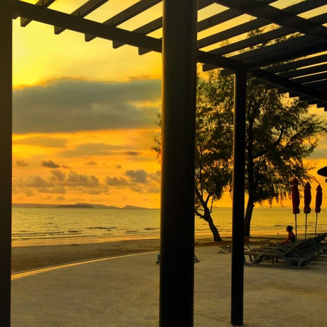 Beaches in Sihanoukville