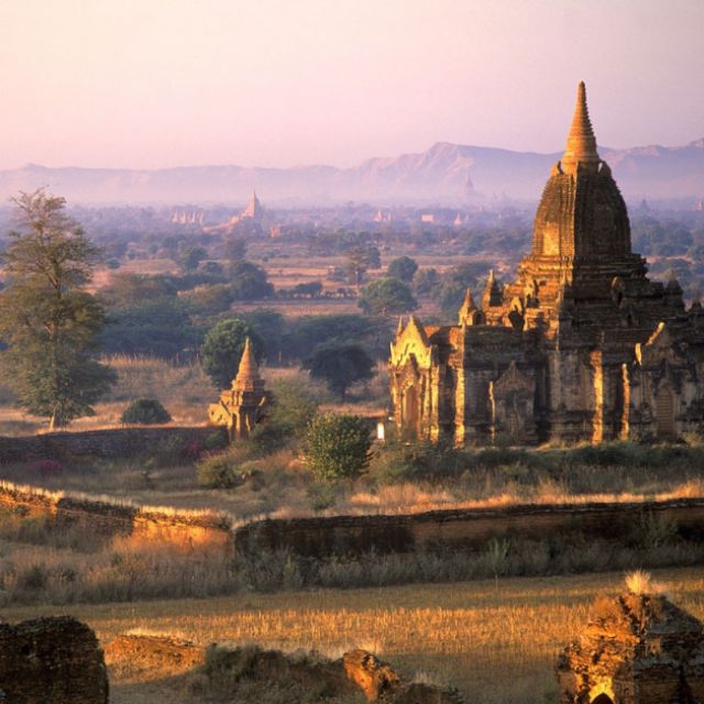 Myanmar Custom Travel