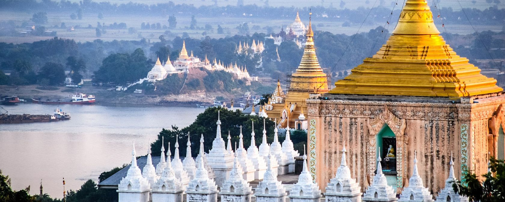 Most Beautiful Places in Myanmar
