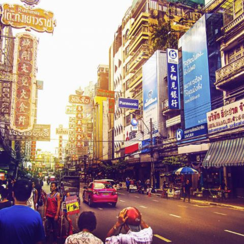 Southeast Asia Bucket List: Top 5 Places to See in Bangkok